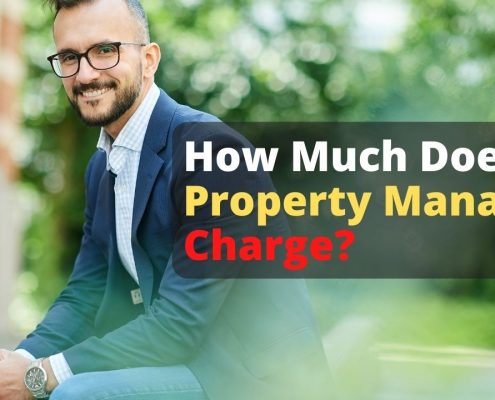 How Much Does a Property Manager Charge