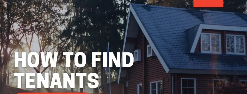 how to find tenants
